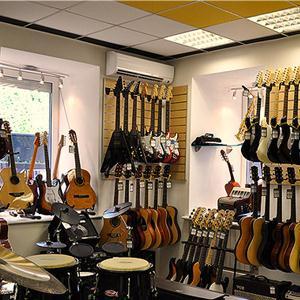 Музыкальные магазины Кокошкино
