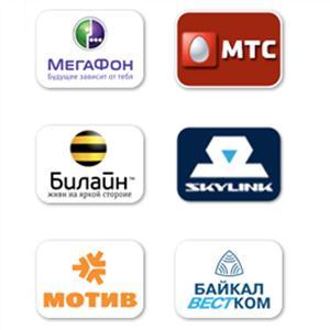 Операторы сотовой связи Кокошкино