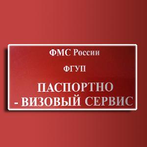 Паспортно-визовые службы Кокошкино