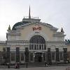 Железнодорожные вокзалы в Кокошкино