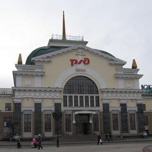 Железнодорожные вокзалы Кокошкино
